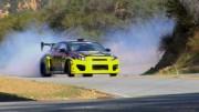 Tanner Foust – driftem v drift a pořád do kopce – 600hp NASCAR V8 powered Scion
