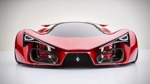 2016 Ferrari F80 Concept – jak se vám líbí?