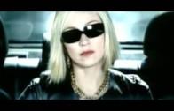 A tohle znáte? Madonna v hlavní roli v reklamě na BMW M5 – 2002
