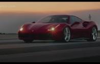 Ferrari 488 GTB poprvé v akci – oficiální video