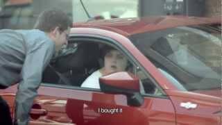 Hysterické reakce manželek, když si chlap koupí sporťák podle svého gusta – Toyota GT86