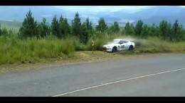 Jak zničit Nissan GTR na holé rovině