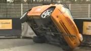 Když se převrátí kabriolet – rollover test Citroën C3 Pluriel, Mini Cooper a Peugeot 207