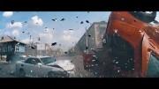 Kompilace bouraček z ruských silnic pohledem palubních kamer