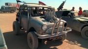 Apokalyptická auta z filmu Mad Max