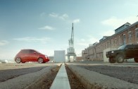 Malý Fiat 500 se velké Ameriky nebojí