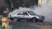 Mercedes C 600 V12 AMTS Gymkhana (Drift) Amon Oliver