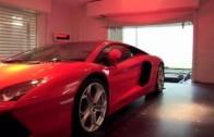 Milionář vyváží svá luxusní auta výtahem až do obýváku
