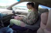 Porod v autě – kluk jako buk nechtěl čekat až do porodnice