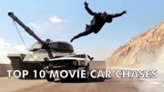 Top10 – deset nejlepších filmových honiček aut v jednom videu