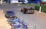 Traktoristův špatný den