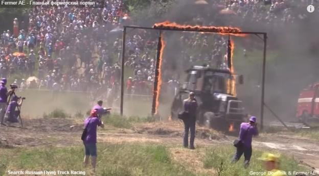 Závody traktorů