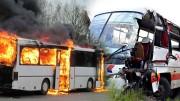 Autobusy bez jízdního řádu – červená, ani plná čára je nezastaví