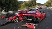 Bouračky z Ruska – když se auta kutálejí