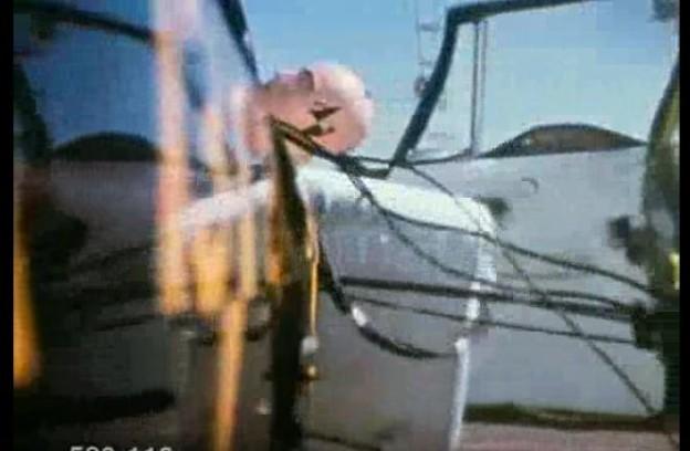 crash testy amerik v 60. letech