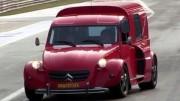Divoká kachna – Citroen 2CV s motorem Ferrari F355 V8