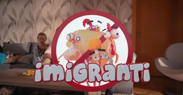 imigranti v dodávce Hyza