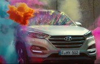 Nová reklama na Hyundai Tucson je plná barev – Change is Good
