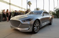 Hyundai Vision G Concept – velké kupé z Koreje