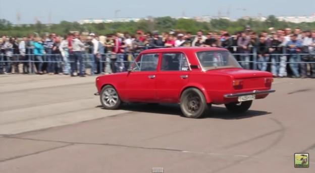 Lada 20101 sleeper