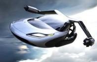 Létající auto Terrafugia TF-X: kombinace auta a vrtulníku