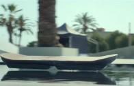 Lexus skateboard bez koleček konečně v akci