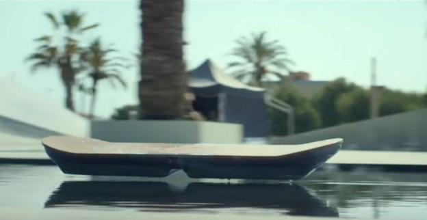 Lexus skateboard
