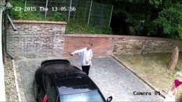Poškrábané Porsche Daniela Landy – neznáte vandala?
