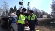 Ruská dálniční policie nasazuje drony s kamerou