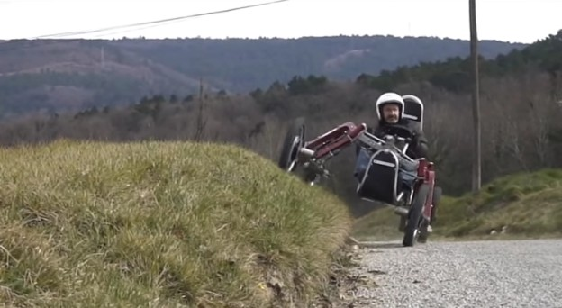 Swincar Spider Electric