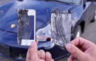 Vydrží iPhony jako brzdové destičky pro Porsche 911?