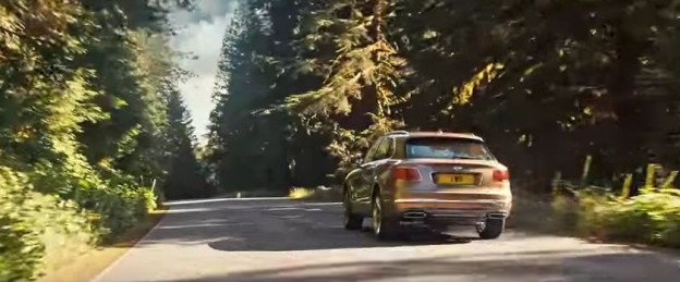 Bentley Bentayga oficiální video
