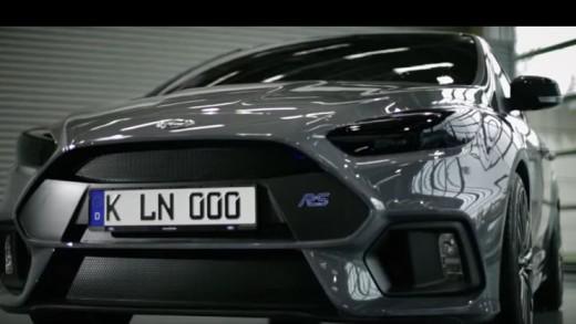 Premiéra Focusu RS se blíží