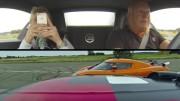 Koenigsegg řídí Bugatti Veyron a poráží ho Koenigsegg CCXR