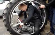 Motorka jednokolka – zajímavá, ale jezdit se na ní nedá