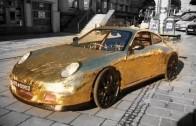 Nejpomalejší Porsche je šlapací, z plastových trubek a alobalu