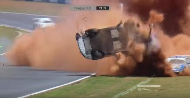 Děsivá nehoda Pedra Piqueta