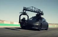 Jak se točí honičky aut? Nejrychlejší kamerou na světě.