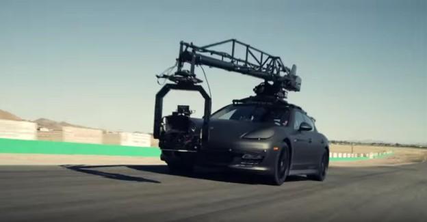 Porsche často točí honičky aut
