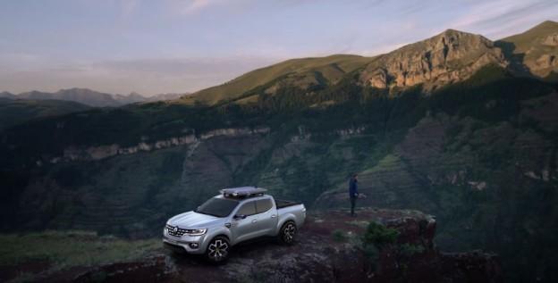 Koncept Renault Alaskan
