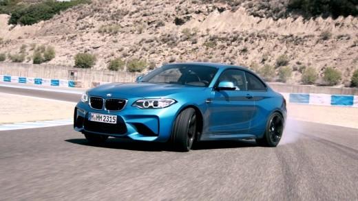 BMW M2 Coupé – M235i na steroidech