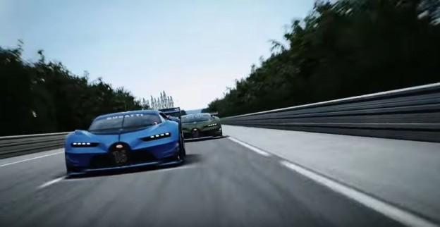 Jak se vyrábělo Bugatti Vision