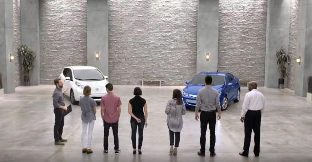 Srovnání Chevroletu Volt s Nissanem Leaf
