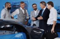 Jak se vyrábělo Bugatti Vision Gran Turismo