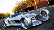 Mercedes-Benz Silver Lighting Concept