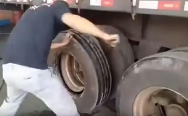Návod na výměnu pneumatiky