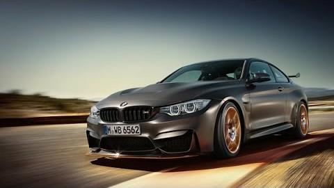Nové BMW M4 GTS – první video