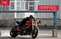 The Drift Rampage: Gymkhana na dvou kolech