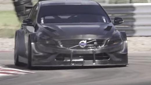 Volvo Polestar se chystá na okruhy