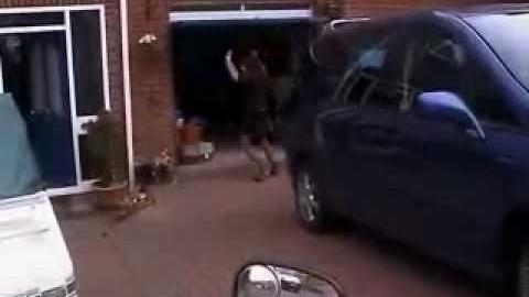 Automatické otevírání garážových vrat